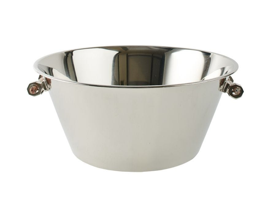 Ice Tub with Abalone Handle