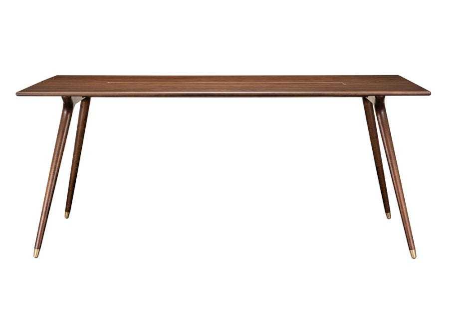 Dean Dining Table, Brown