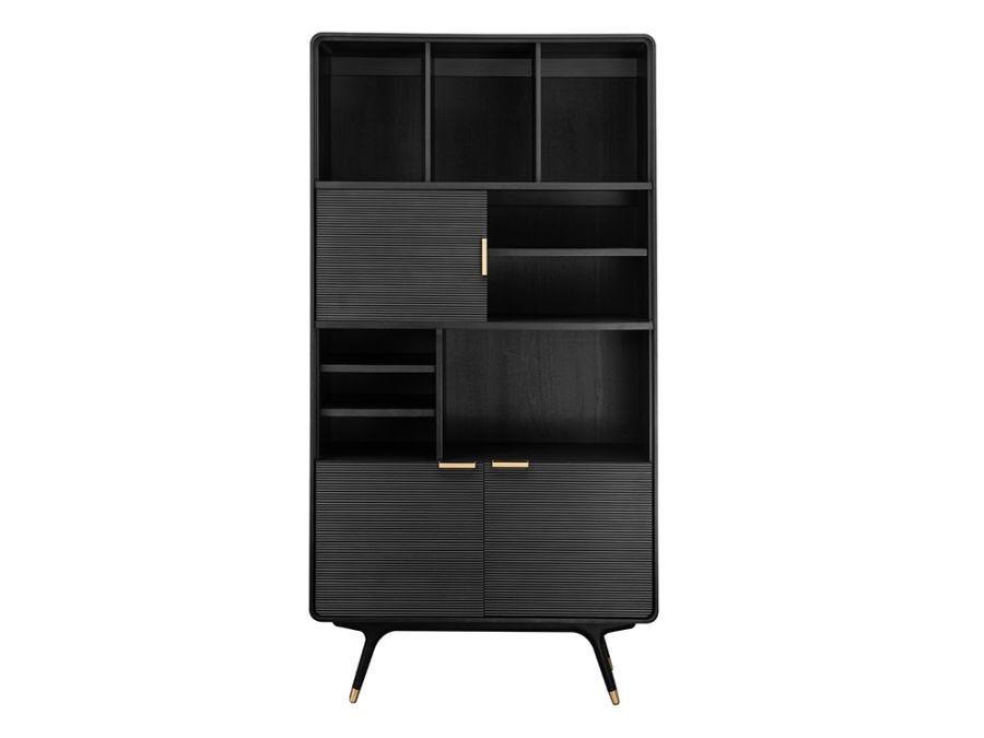 Dean Bookcase, Black