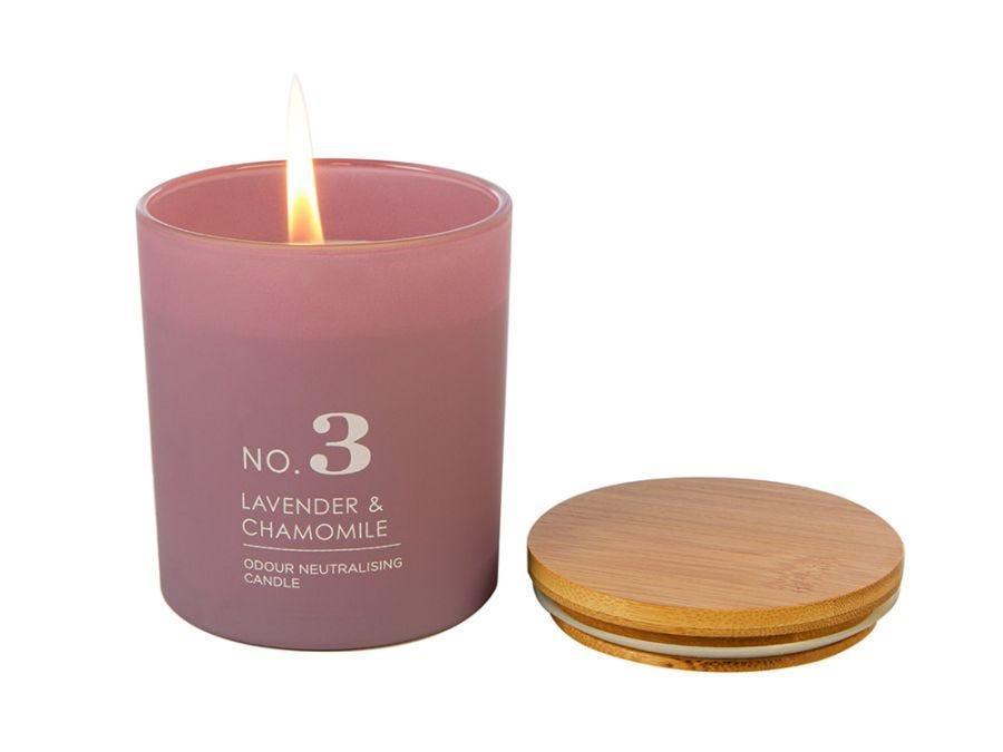 No3. Lavender & Chamomile Candle