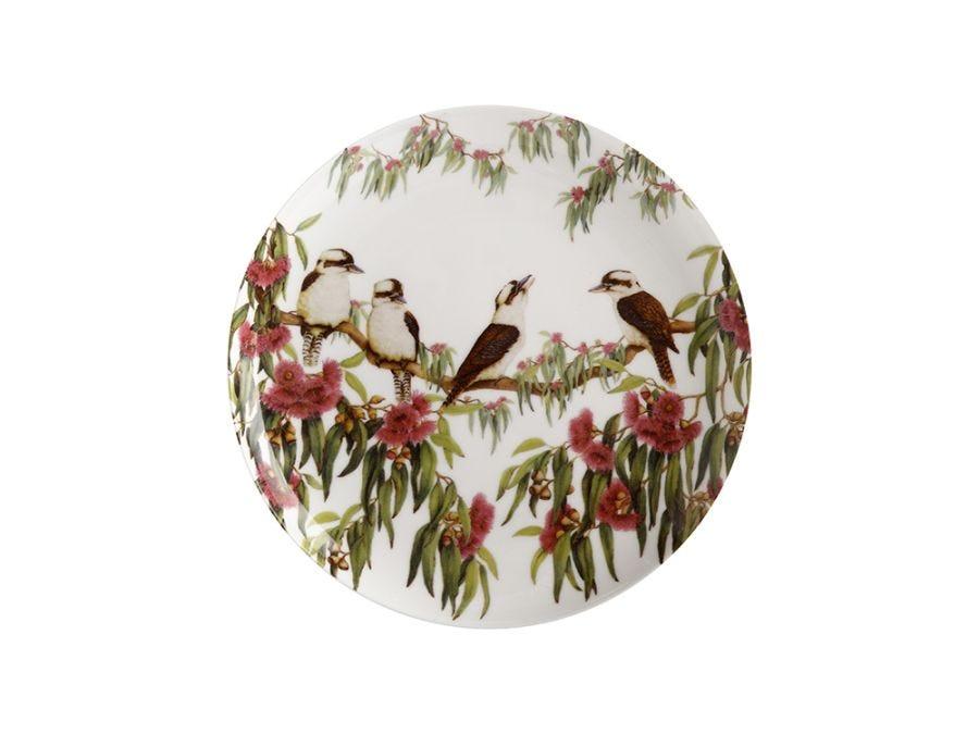 Kookaburra Plate 20cm