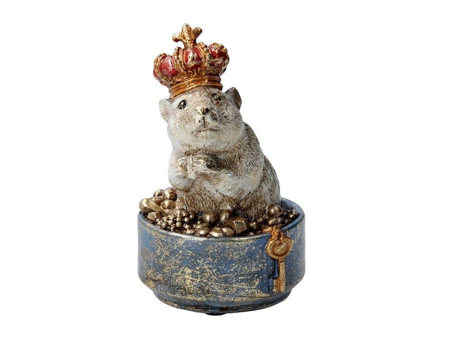 King Hamster Ornament