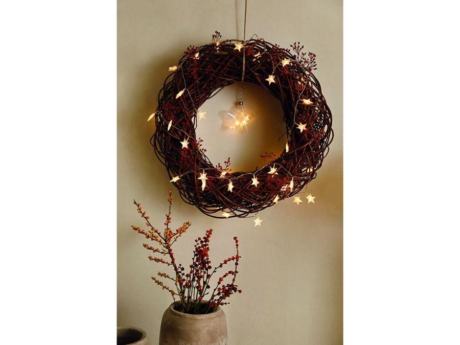 Star LED Stringlights 285cm