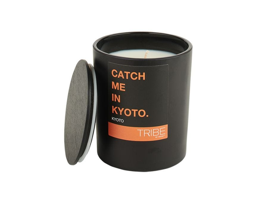 Tribe Travel - Kyoto Scented Candle