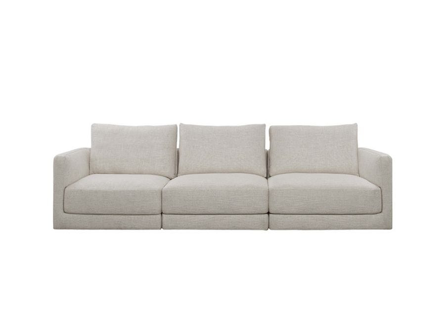 Basel 3 Seat Sofa