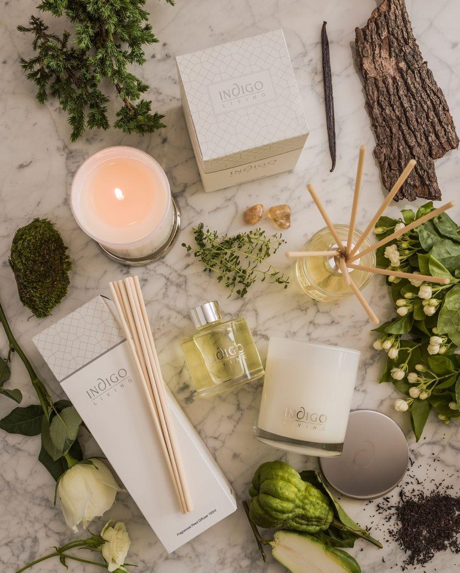 Patchouli & Mandarin Candle