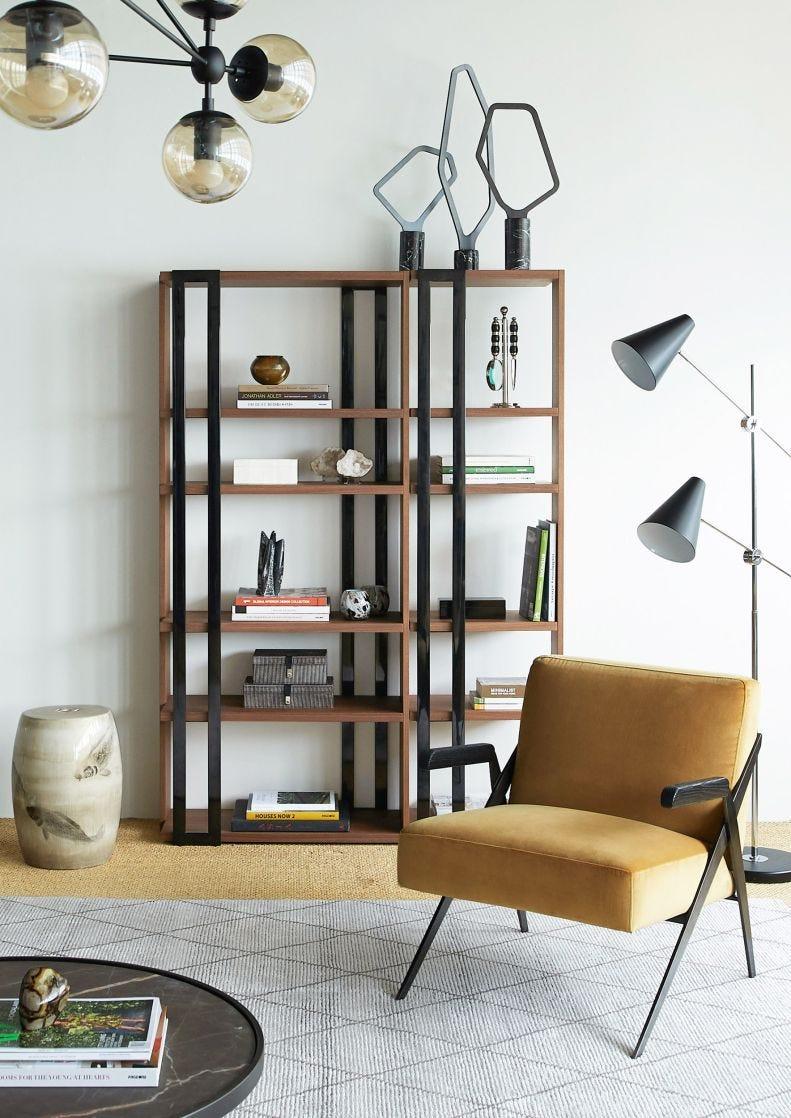 Pedder Modular Bookcase Small