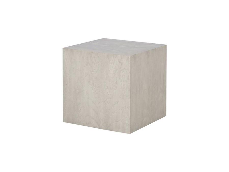 Mogran Accent Table Oak Sq