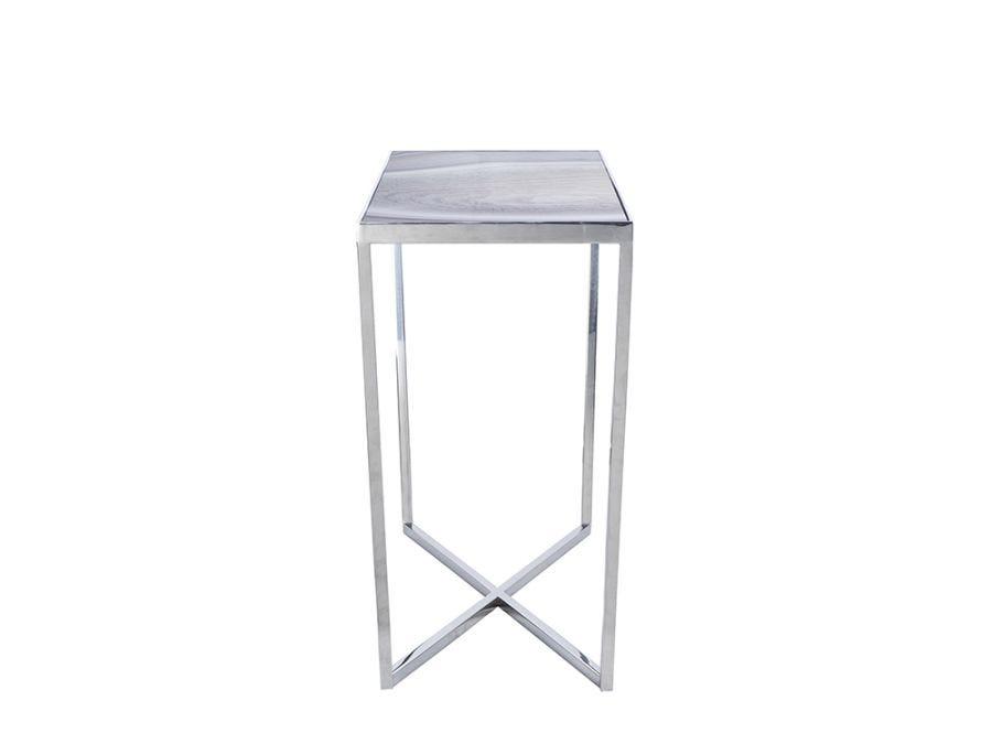 Jaxson Con Table-Natural Agate