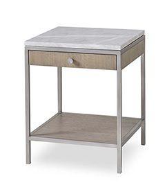 Paxton Side Table-Sq/Medium