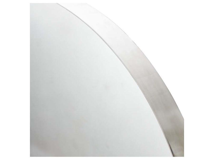 Marcy Mirror - Round Nickel