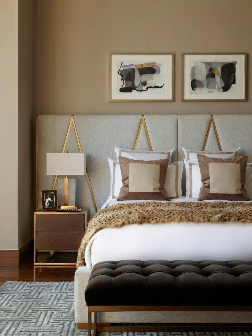 Verona Bed, King