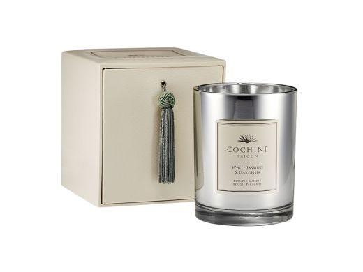White Jasmine & Gardenia Candle