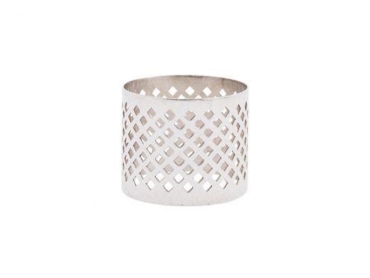 Perforated Napkin Ring