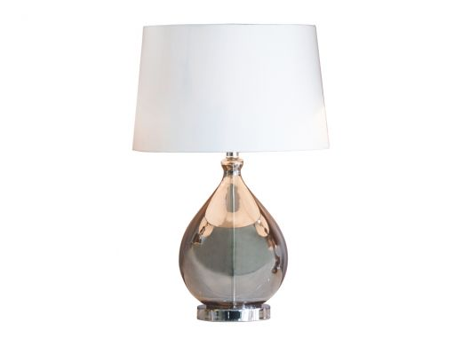 Electroplated Glass Table Lamp