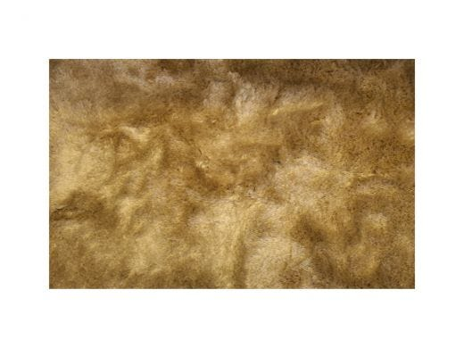 Silky Shaggy Rug, Beige 8x10