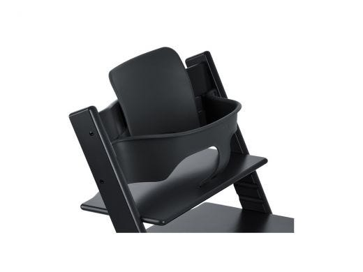 Trip Trapp Baby Set With Extended Glider Black
