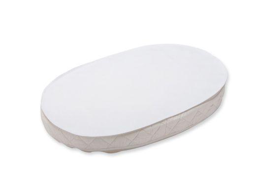 Sleepi Mini Protection Sheet White