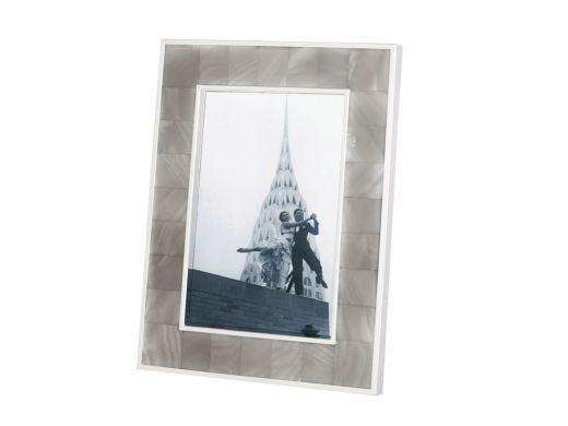 "Grey Mop Photo Frame 4X6"""