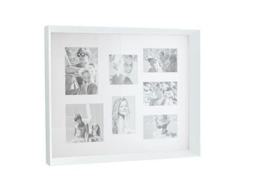 Prado White Multi 7 Frame