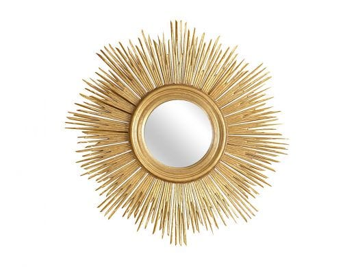 Maddox Mirror - Gold