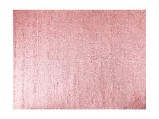 Soft Shaggy Rug, Pink 9X12