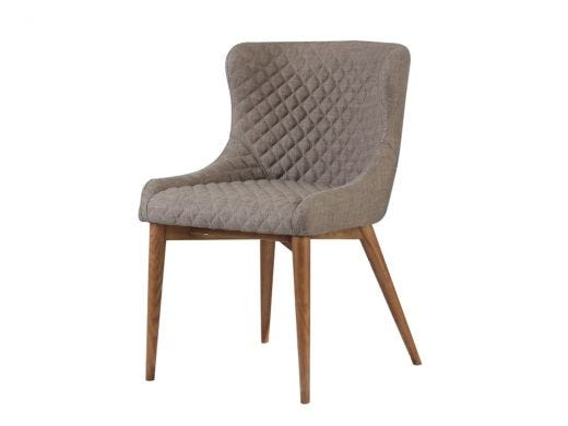 Harlequin Chair - Brown