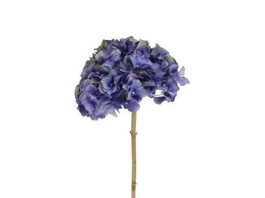 PurpleBlue Hydrangea 53cm