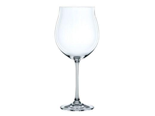 Vivendi Burgundy Glass Set of 4