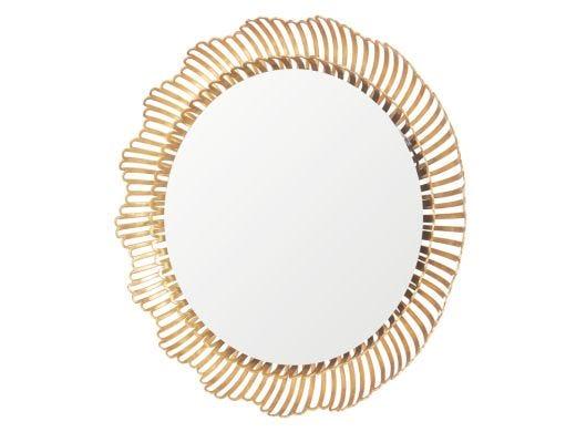 Sunshine Round Mirror
