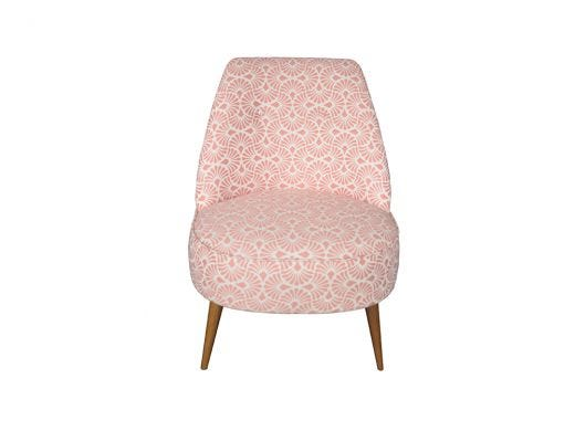 Betsy Chair - Shanghai Pink