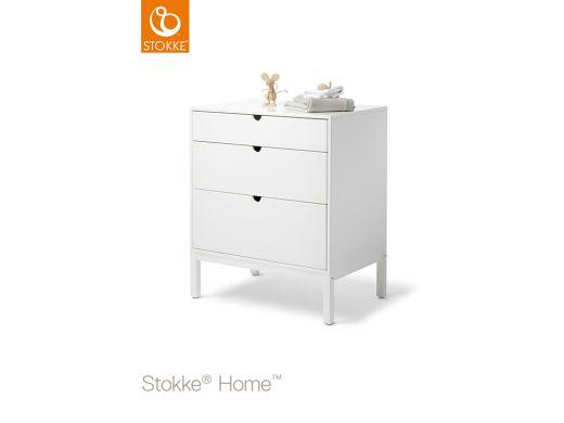 Home Dresser - White