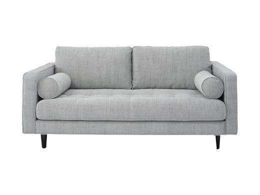 Austin  2.5 Seat Sofa, Light Grey