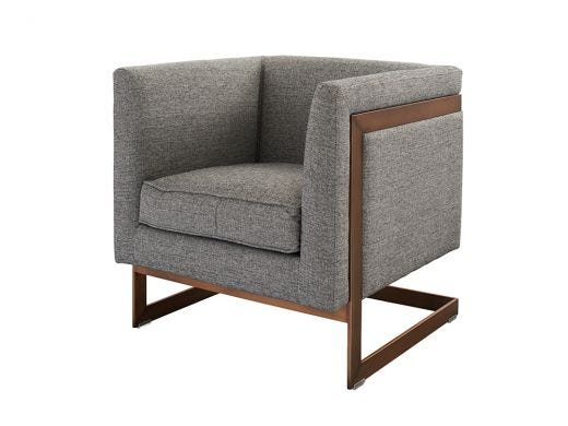 Westminister Chair, Grey