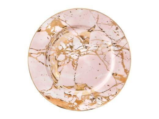 Side Plate Rose Quartz