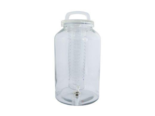 Glass Dispenser w/Infuser 8.5L