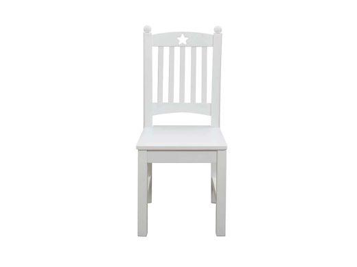 Noah Desk Chair - White