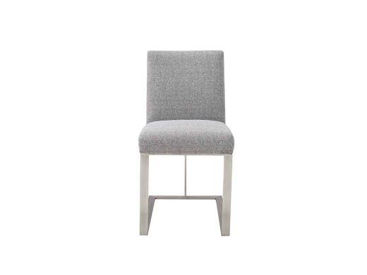 Auden Dining Chair Silver Leg