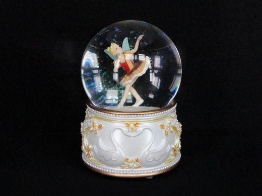 Fairy Musical Snowglobe