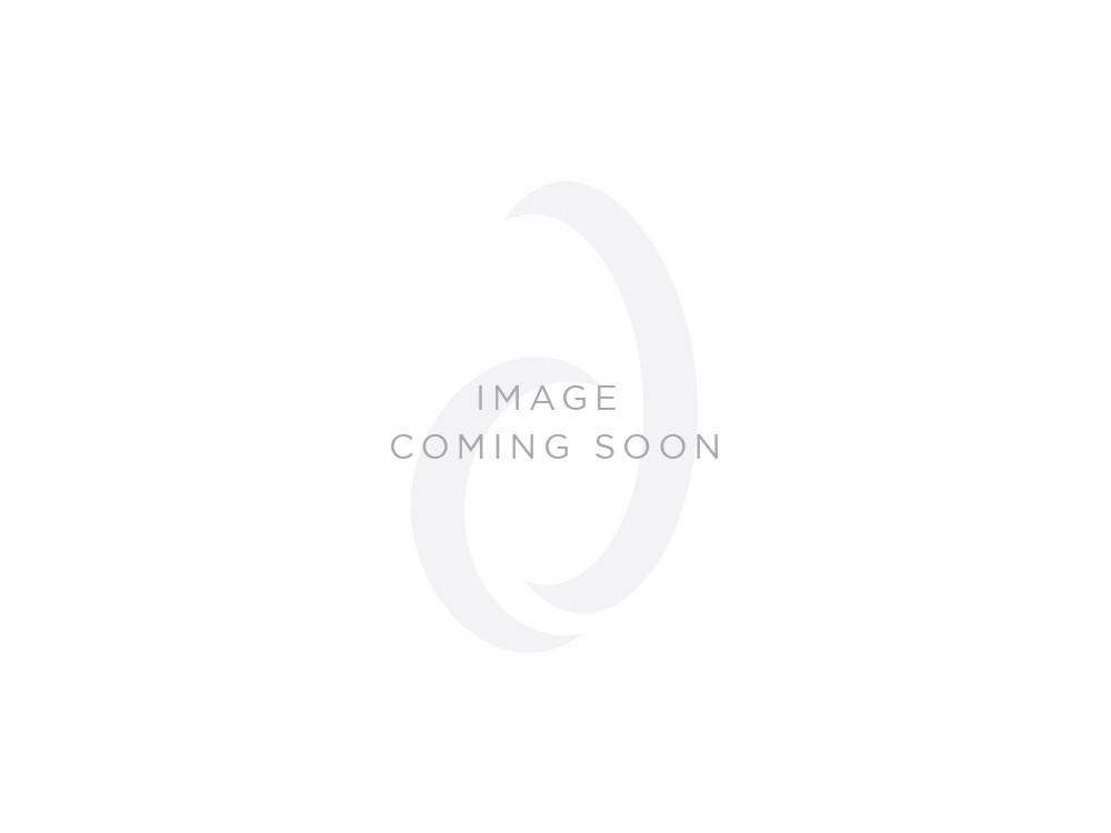 Gold Glittered Tree Ornament
