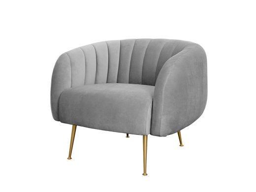 Cooper Armchair, Grey