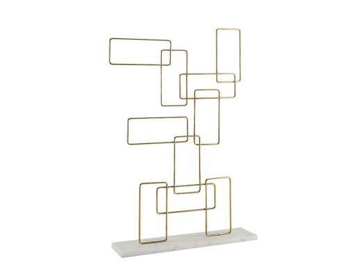 Lino Sculpture