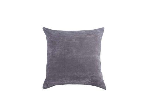 Smoke Velvet Cushion Cover