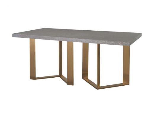 Valarie Marble Dining Table