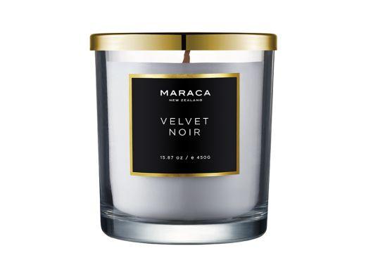 Velvet Noir Candle 450g