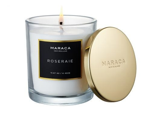 Roserie Candle