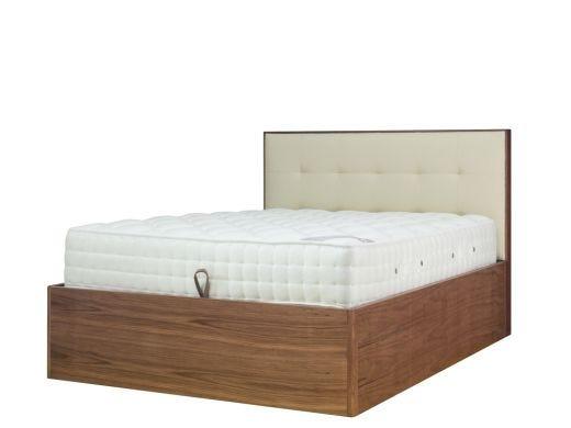 Soho Uphol Pan Deep Stor Bed- Queen