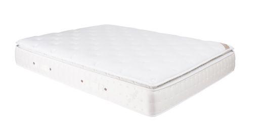 Rolled up Pillow Top Mat, Queen
