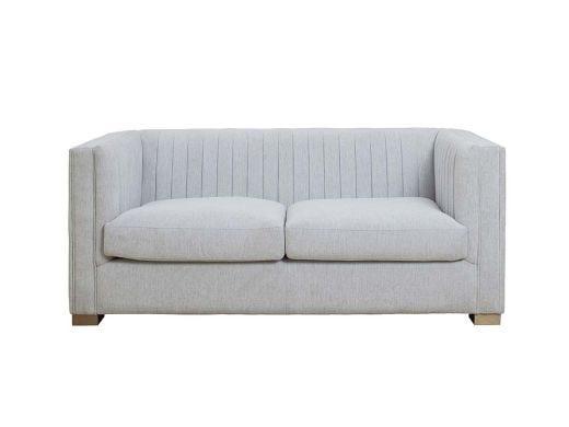Filippa 2 Seat Sofa, White