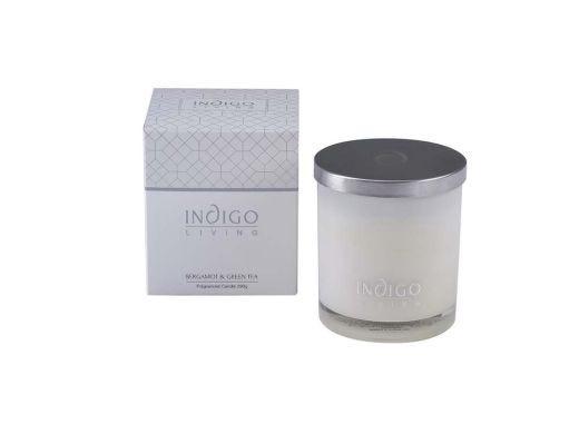 Bergamot & Green Tea Candle